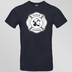 tee shirts pompiers huate-marne